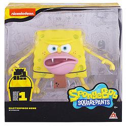 SpongeBob EU691002 Спанч Боб грубый мем коллекция 20 см пластиковый