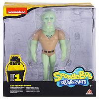 SpongeBob EU691004 Сквидвард красивый мем коллекция 20 см пластиковый