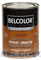 Грунт-эмаль BELKOLOR АУ-1356 Молотковая темно-корич., вишневая, светло-корич. по 2,5кг