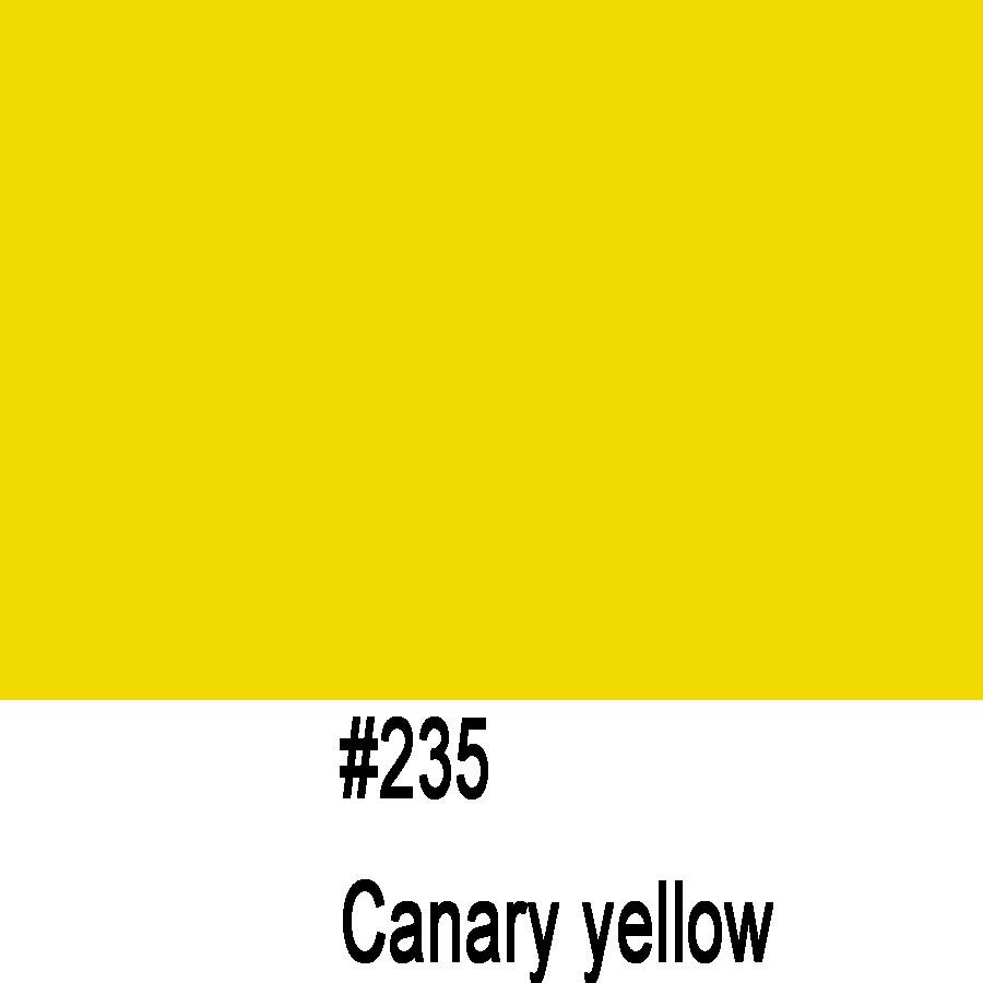 ORACAL 970 235GRA (1.52m*50m) Канареечно-желтый глянец