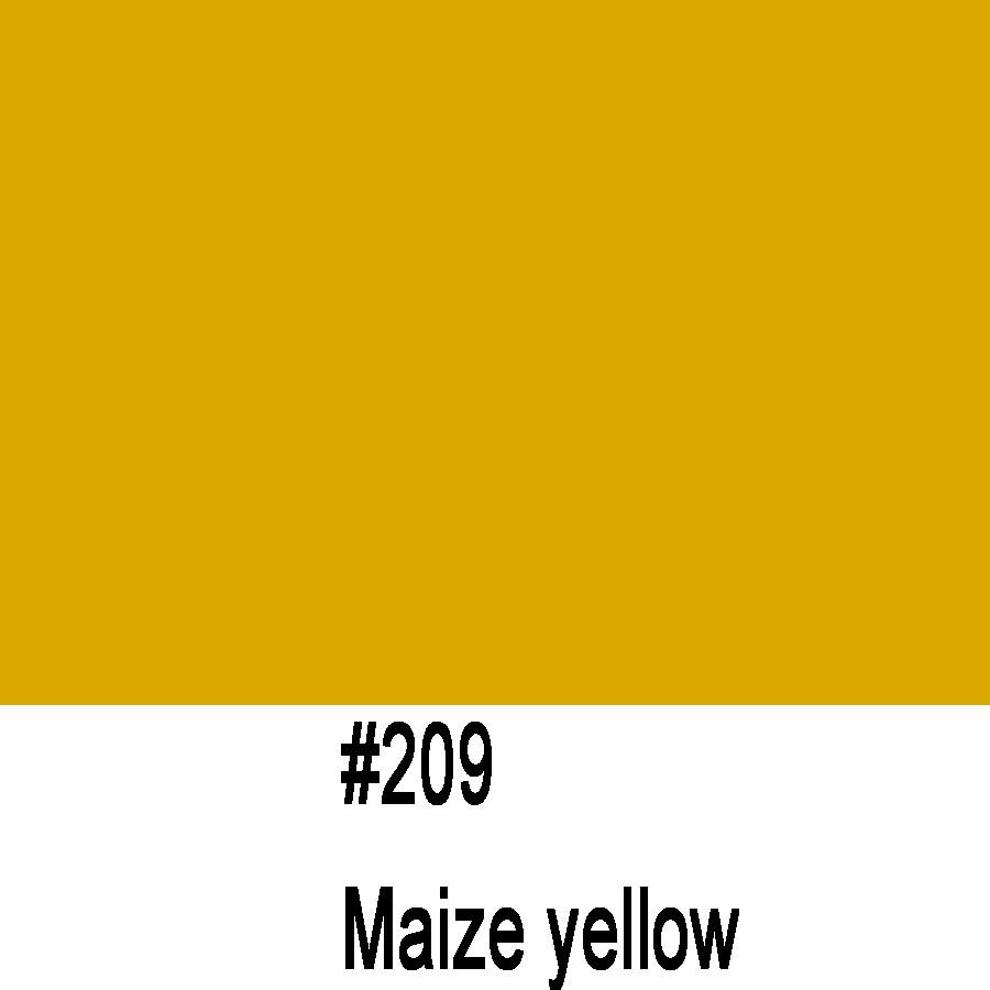 ORACAL 970 209GRA (1.52m*50m) Кукурузно-желтый глянец