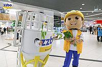 Два друга с ZZBO — Инженерыч и СилачЁв, наводят суету в городе!