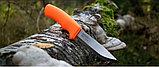 Нож MORAKNIV  Bushcraft (S) – Hi-Vis Orange, фото 5