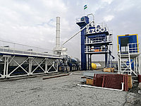 Узбекистан! 2000 тонн асфальта в сутки от ZZBO !