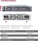 Модульные ИБП EA66100, 200 кВА / 200 кВт, 380В, фото 5