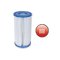 Картридж для фильтр-насоса Flowclear тип III (A/C) BESTWAY 58012 10.6 х 20.3 см Сменный Сине-Белый В пленке