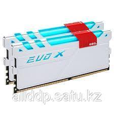 Оперативная память GEIL EVO X GEXW416GB3000C16ADC, 16GB (2x8GB)/ DDR4/ PC4-24000/ 3000MHz