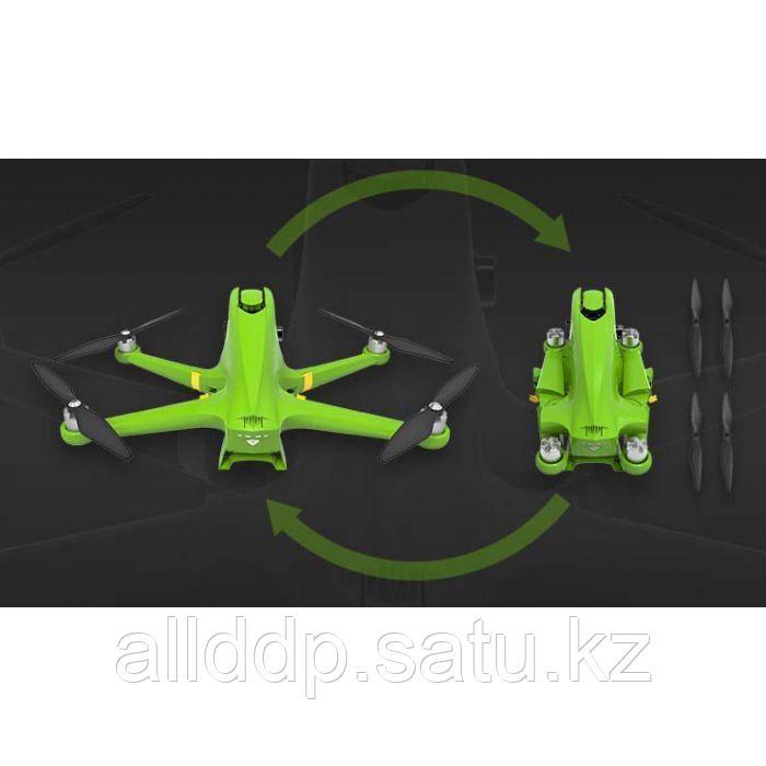Квадрокоптер с автоматической съёмкой Smart Copter