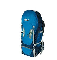 Рюкзак HIGH PEAK Мод. SHERPA 55+10 (1,98кГ) синий/темно-серый