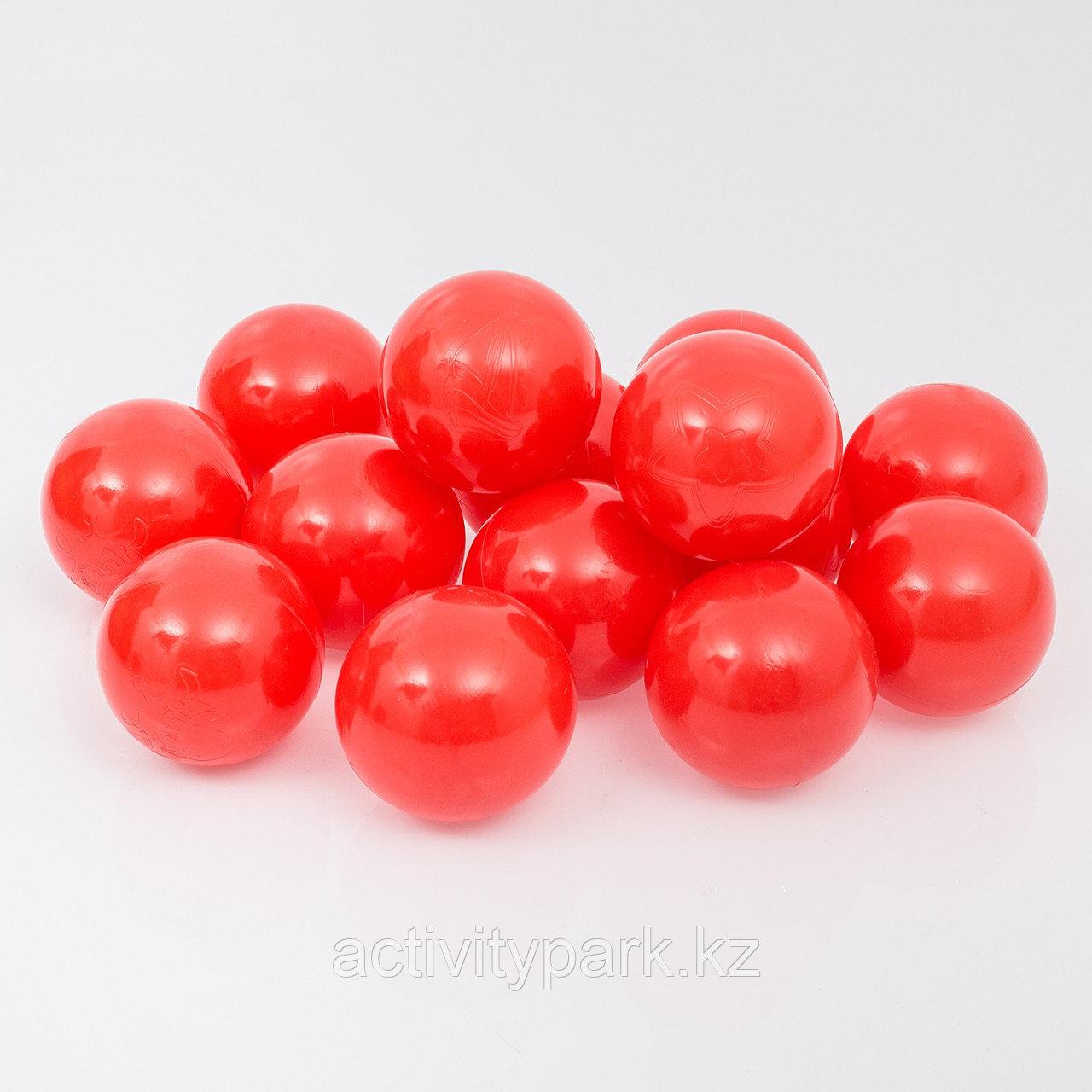 Шары для сухого бассейна Красные