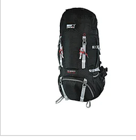 Рюкзак HIGH PEAK Мод. SHERPA 65+10 (2,08кГ) черный