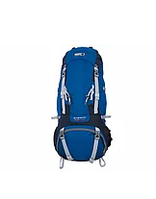 Рюкзак HIGH PEAK Мод. SHERPA 65+10 (2,04кГ) синий/темно-серый