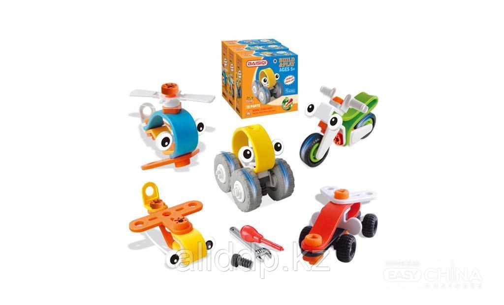 Детский мини-конструктор Build and Play