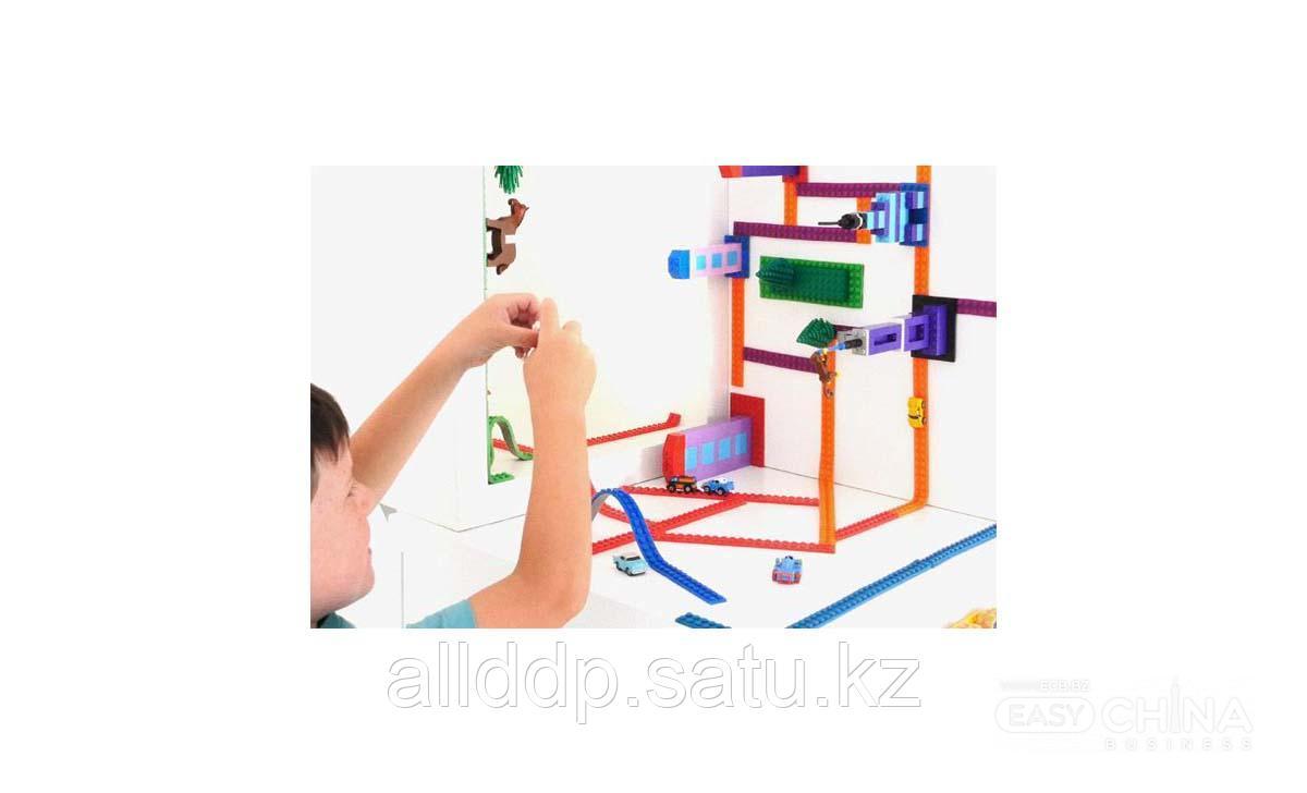 Гибкая лента для детских конструкторов Lego Building Tape