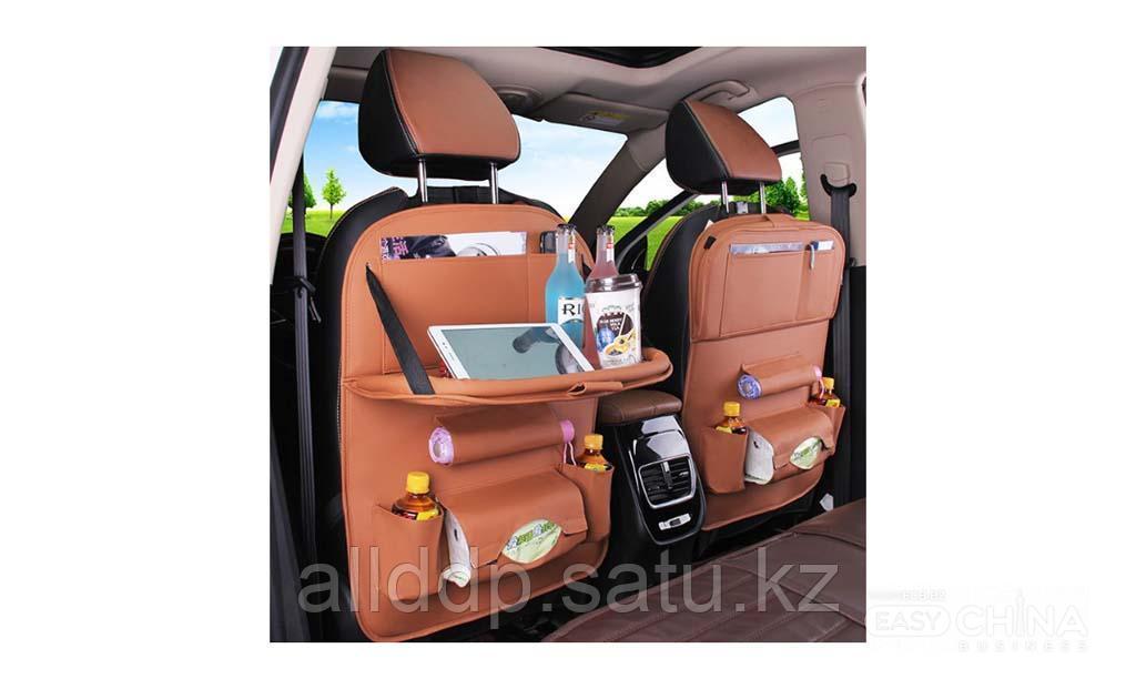 Органайзер для детских принадлежностей в авто
