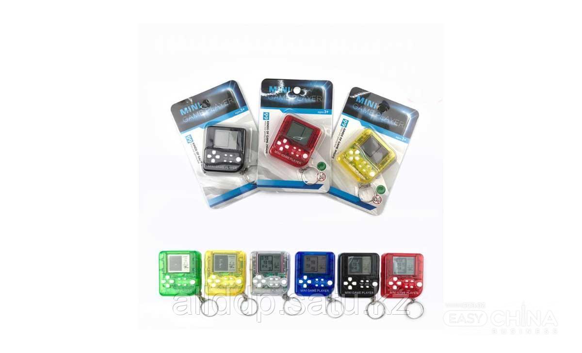 Мини тетрис Mini pocket game box