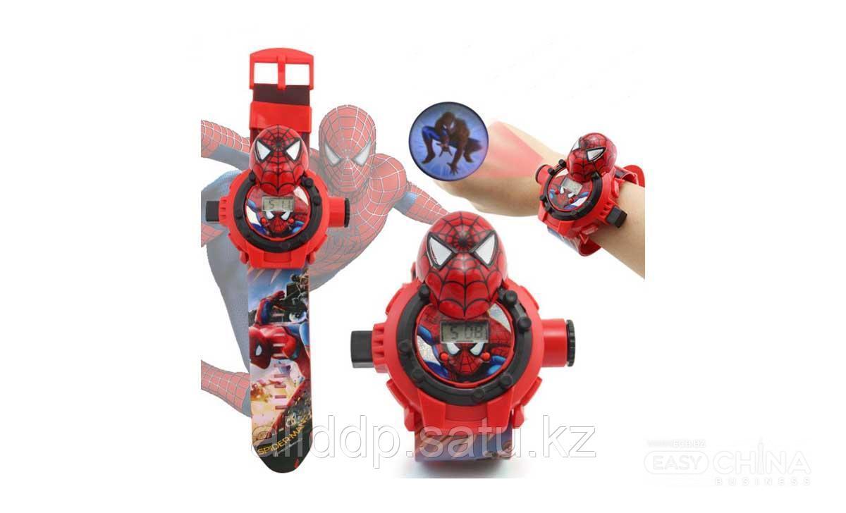 Детские часы-проектор Marvel