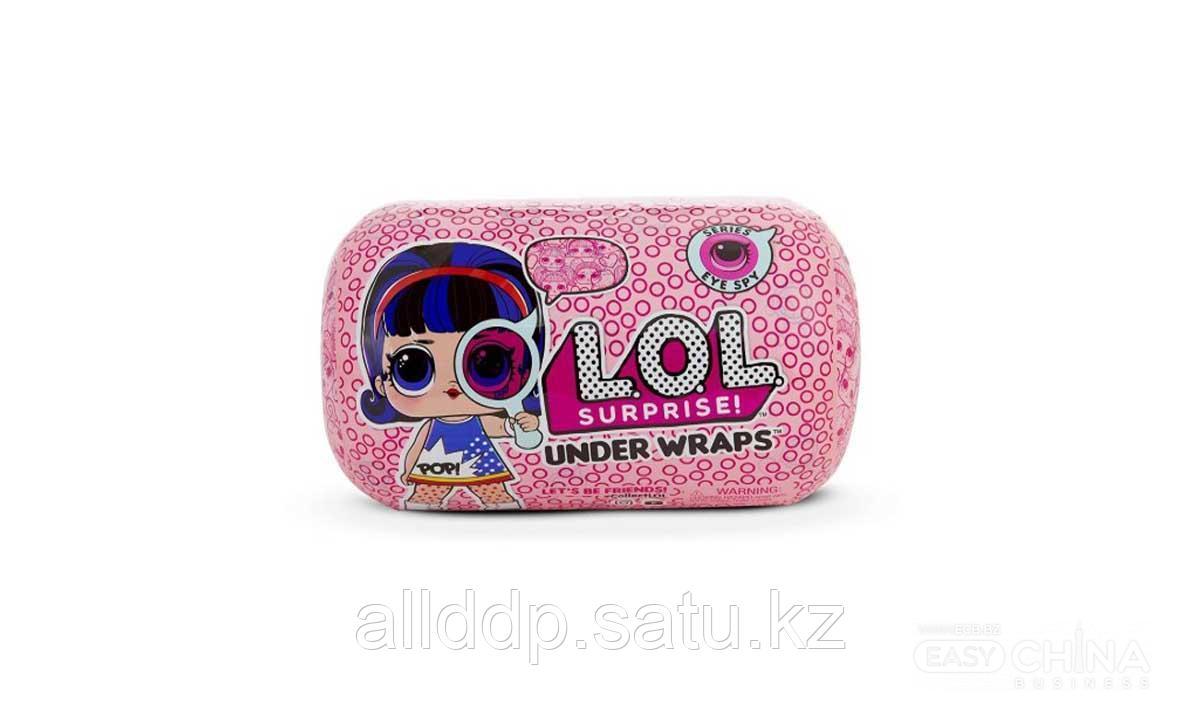Капсула LOL Under Wraps (секретные месседжи)