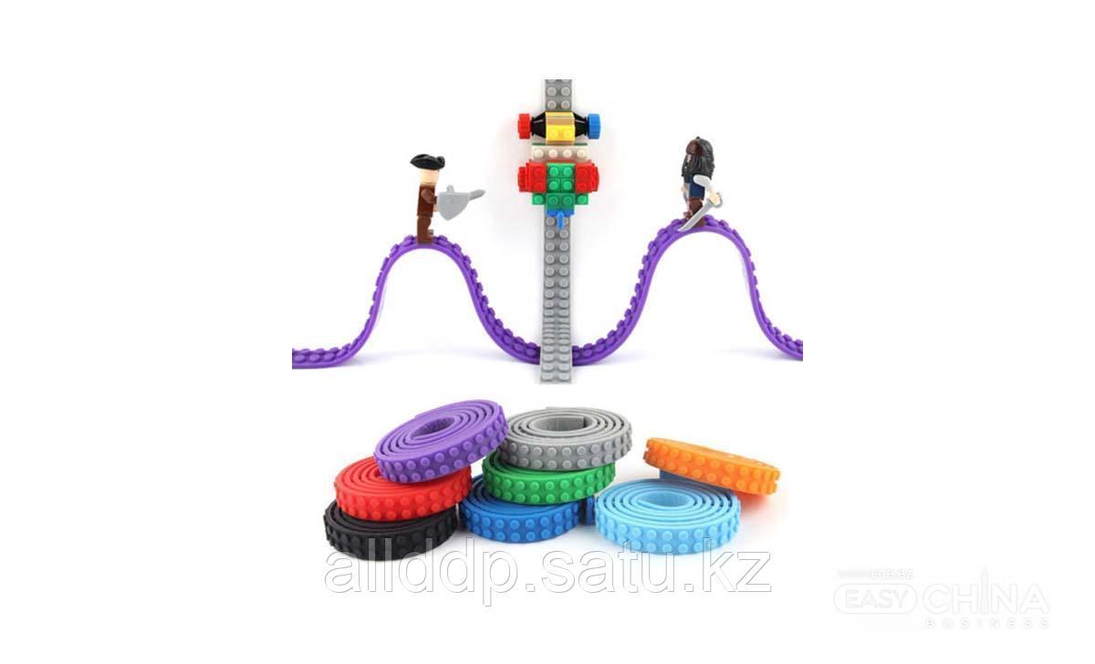 Гибкая лента для детских конструкторов Build Bonanga