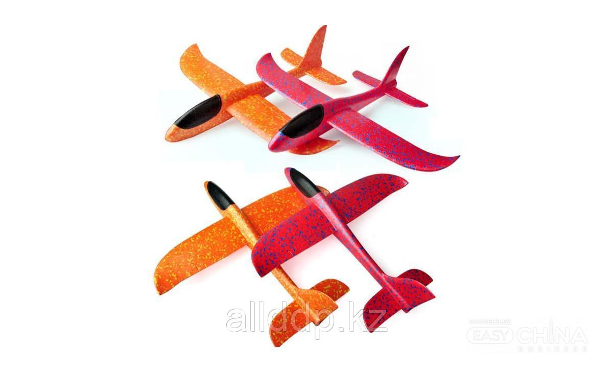 Детский планирующий самолетик