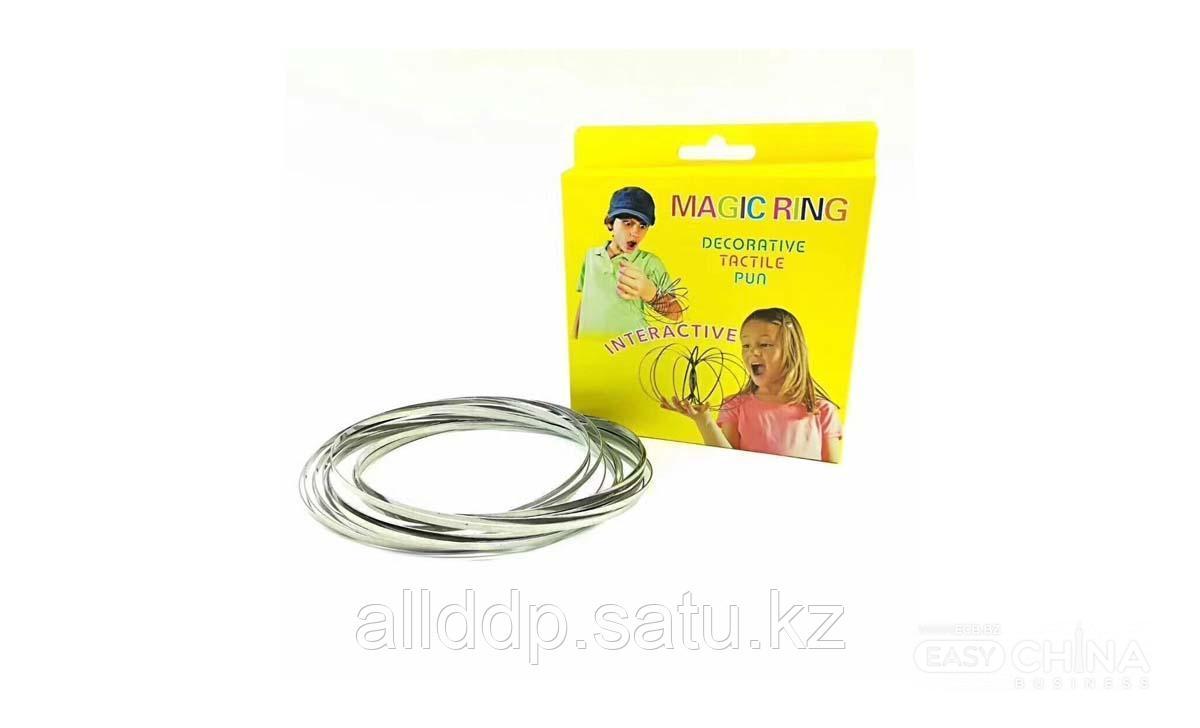 Кинетические кольца антистресс 3D Flow Magic Ring