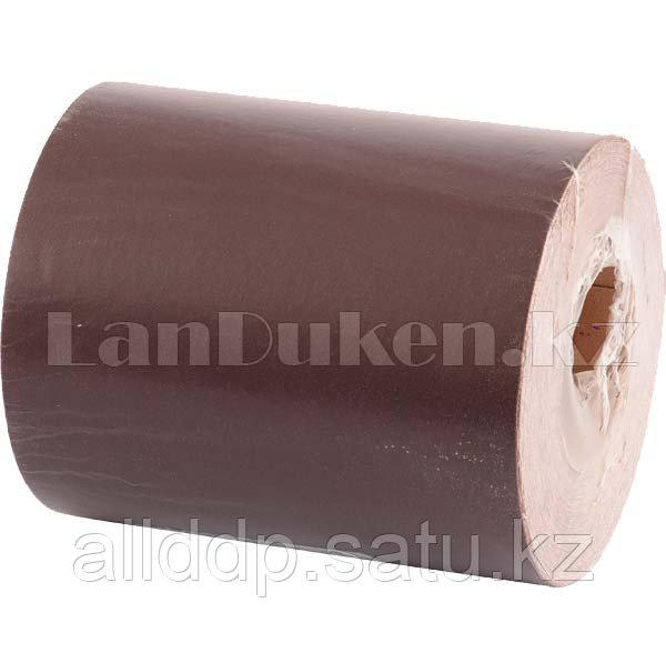 Шкурка на тканевой основе, KK18XW, зерн. 40Н(Р40), бобина 200мм х 20м, водостойкая (БАЗ) 75253 (002)