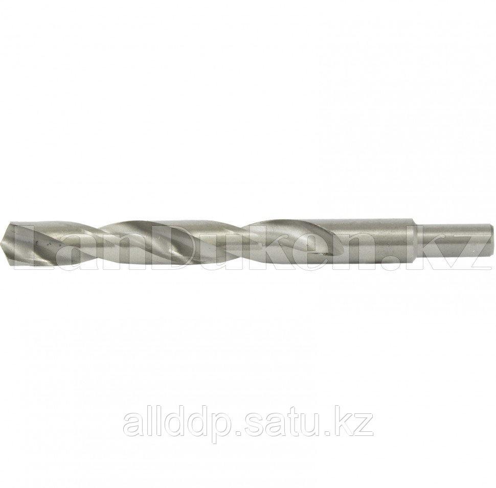 Сверло по металлу, 17,5 мм, полированное, HSS, 5 шт. цилиндрический хвостовик 72075 (002)