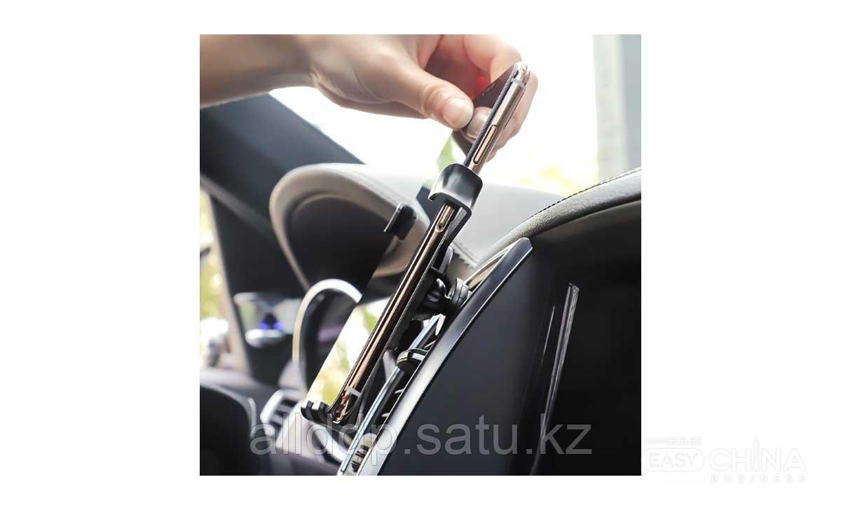 Держатель для смартфона Borofone Gravity in-car holder