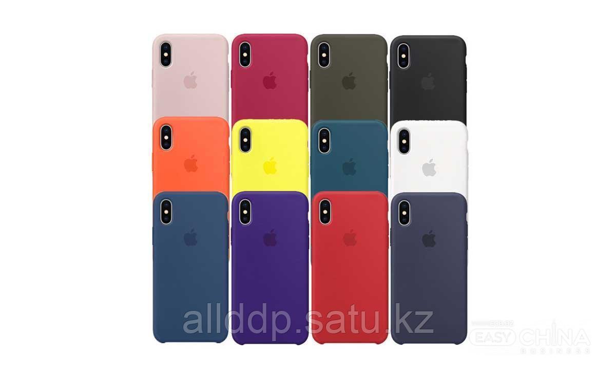 Чехлы для Iphone Xr/Xs Silicone Case