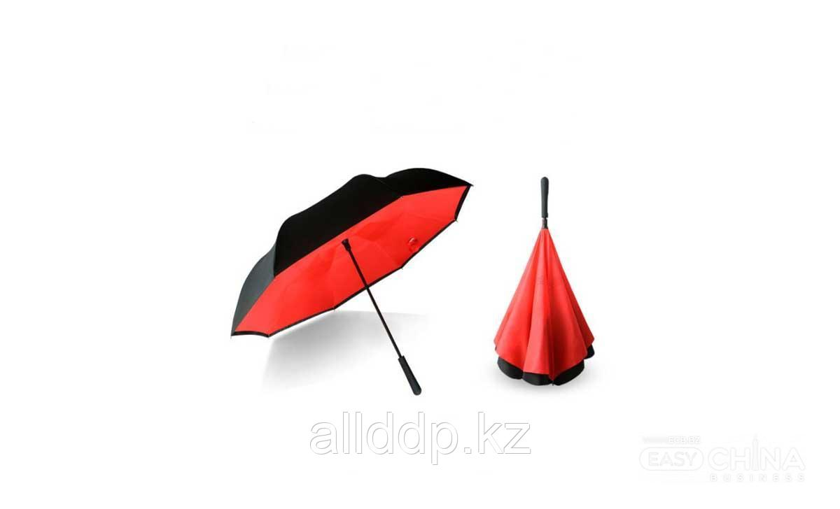 Зонт наоборот, антизонт UnBrella 2.0