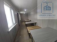Жилой контейнер 40 фут (кухня столовая), фото 1