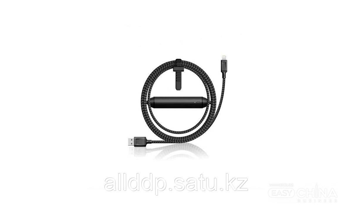 USB шнурок с повербанком Battery Cable