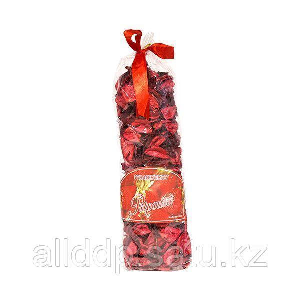 Натуральный сухой ароматизатор, пот-пурри (саше), 100 г Клубника