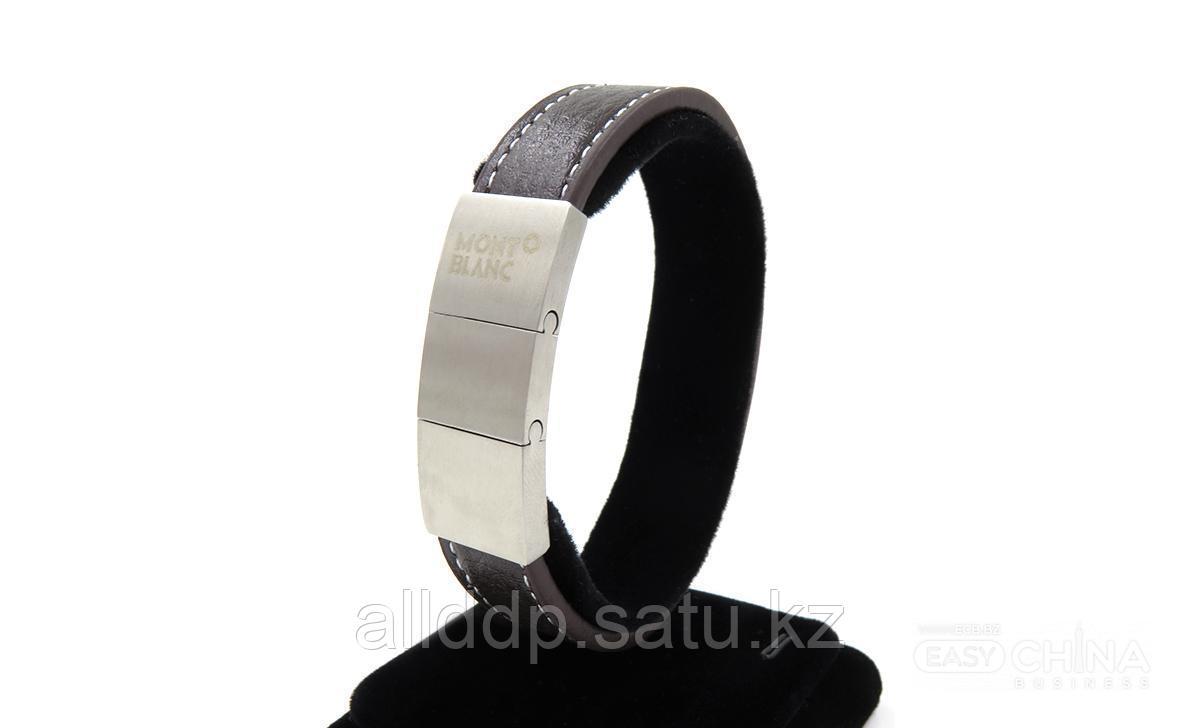 Брендовые наручные браслеты Armani, Montblanc