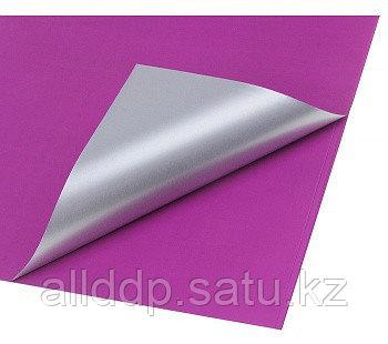 Аква бумага, двухсторонняя, фиолетовая