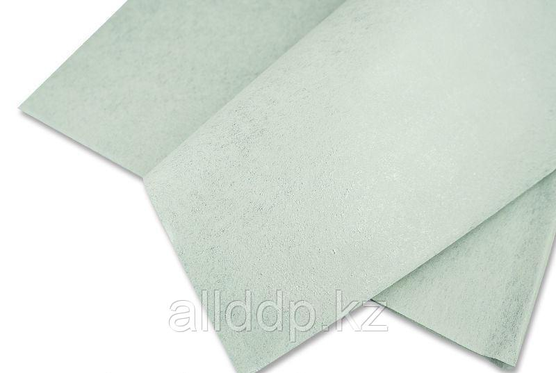 Упаковочная бумага, двусторонний блеск, белая