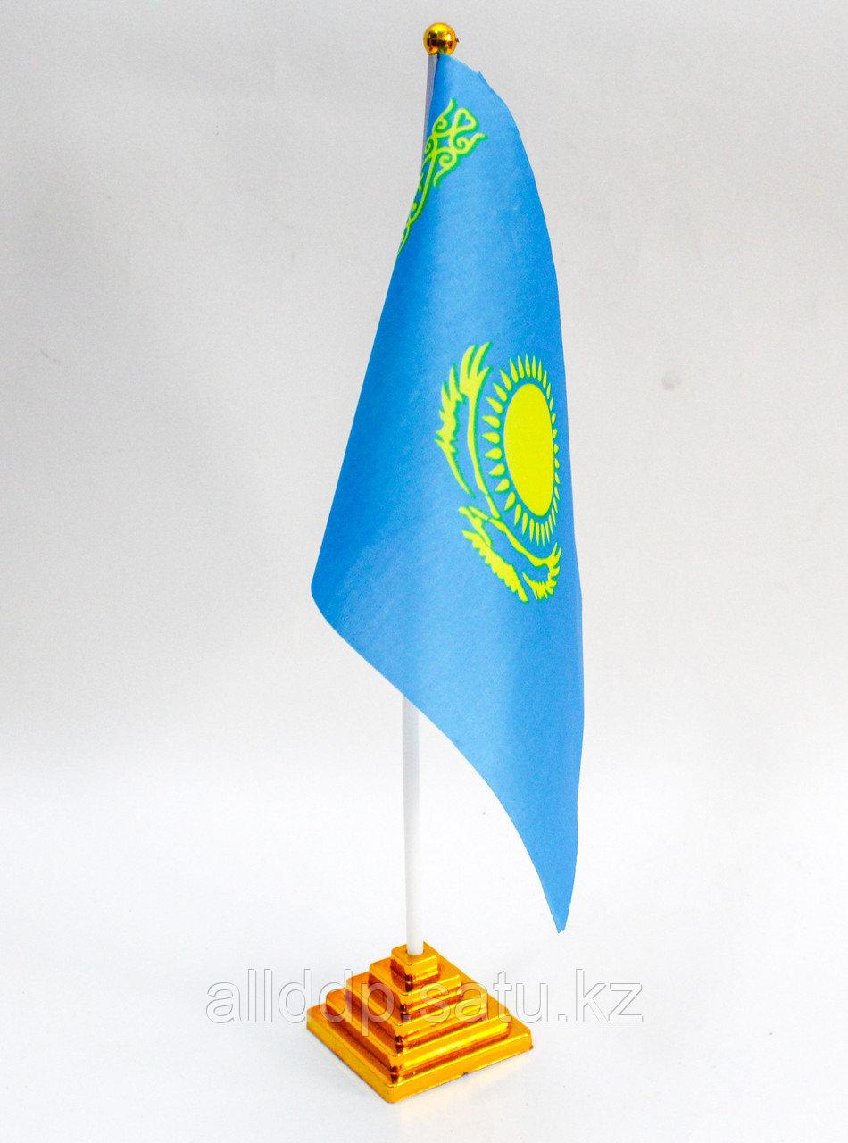 """Флаг настольный """"Казахстан"""", 31 см"""