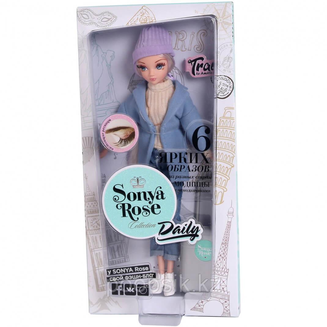 "Кукла Sonya Rose, серия ""Daily collection"", Путешествие в Америку - фото 2"