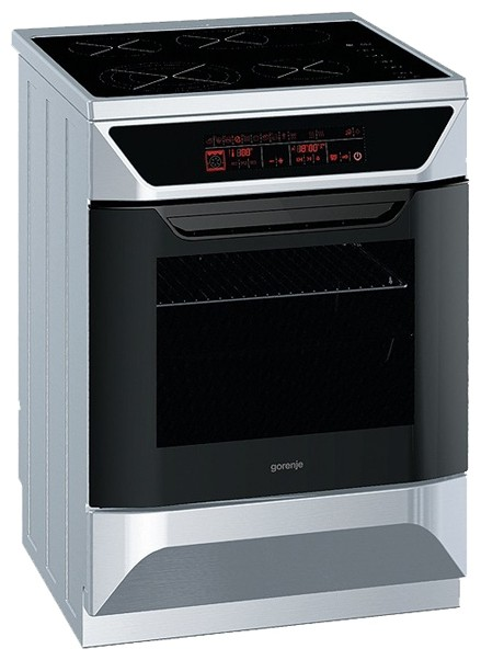 Плита кухонная стеклокерамика Gorenje ET 68755 BX