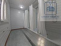 Жилой контейнер 40 фут. (раздевалка душевая и туалет), фото 1