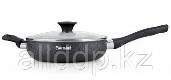 Cотейник с крышкой Infinity Rondell RDA-574 24 см