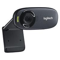 Веб-камера Logitech C310 (HD 720p/30fps, фокус постоянный, угол обзора 60°, кабель 1.5м) 960-001065