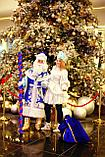 Дед мороз и Снегурочка на дом и на санях г. Алматы., фото 2