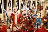 Дед мороз и Снегурочка на дом и на санях г. Алматы., фото 3