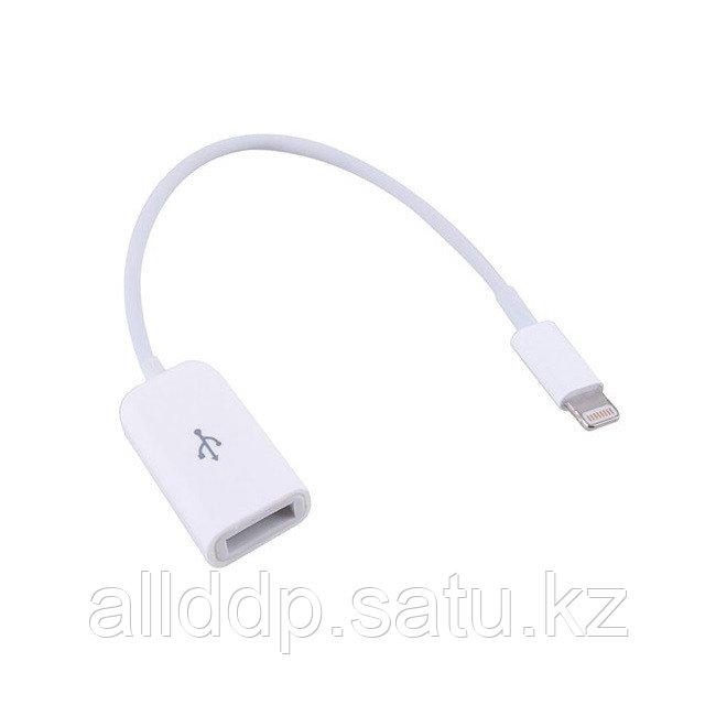 Переходник для Apple Lightning 8pin на USB мама