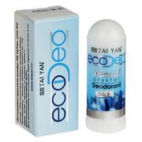 Натуральный дезодорант кристалл минеральный EcoDeo, стик 60 гр
