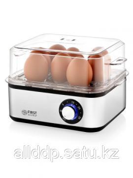 Яйцеварка First FA-5115-3, 1-8 яиц, чёрный