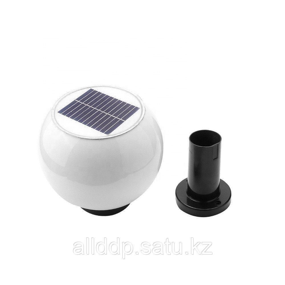 Светодиодный солнечный шар для наружного применения, диаметр 400 мм