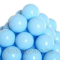 Шары для сухого бассейна Светло-голубые