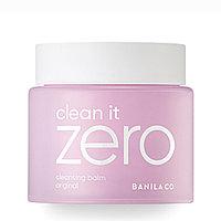 Крем-щербет для всех типов кожи очищающий BANILA CO Clean it zero 100 ml.